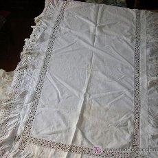 Antigüedades: COLCHA INFANTIL -AÑO 1940-. Lote 26786020
