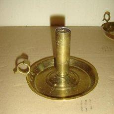 Antigüedades: PALMATORIA DE METAL. Lote 7174545
