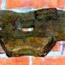 Antigüedades: 3º. YUGO ANTIGUO CASTELLANO. EN ROBLE. .. Lote 27158505
