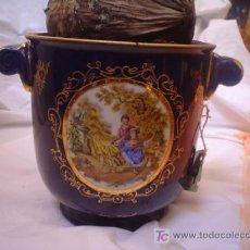 Antigüedades: MACETERO. Lote 26602358