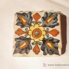 Antigüedades: BALDOSA. Lote 7277675