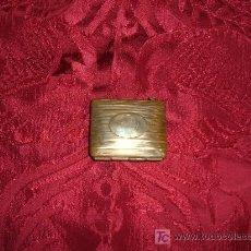 Antigüedades: MONEDERO EN METAL 1910-20. Lote 26272594
