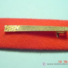 Antigüedades: 5772 PASADOR DE CORBATA SIN USAR - AÑOS 1950/60 PRECIOSOS - MIRA MAS EN MI TIENDA COSAS&CURIOSAS. Lote 7606527