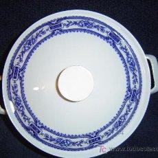 Antigüedades: SOPÈRA MARCA IRONSTONE, FARRIL CHINA, MADE IN SPAIN, PORCELANA.,. Lote 26602815