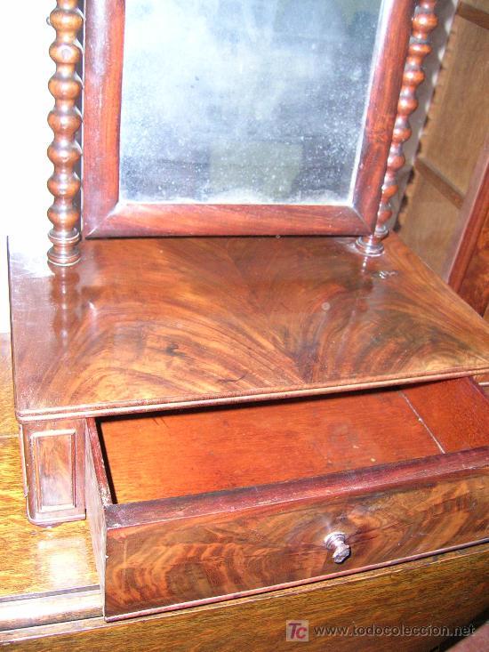 Antigüedades: Pequeña coketa de chicaranda S-XIX - Foto 2 - 27170899