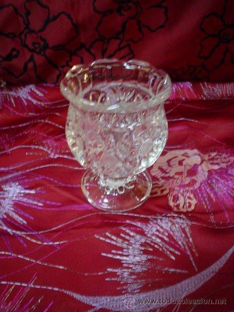 COPA DE CRISTAL (Antigüedades - Cristal y Vidrio - Otros)