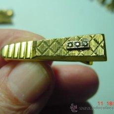 Antigüedades: PASADOR DE CORBATA PRECIOSO AÑOS 1956/66 NUEVO OCASION !!!! MAS EN MI TIENDA COSAS&CURIOSAS. Lote 8163121