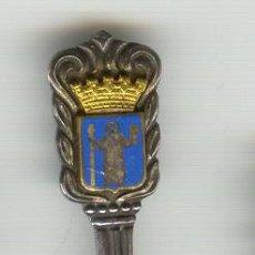 Antigüedades: MUY BONITA CUCHARILLA DE PLATA DE COLECCIÓN A CLASIFICAR 10'5 CTMS. DE LARGO.. Lote 22916617