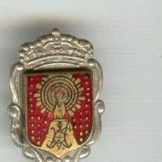 Antigüedades: 1-MUY BONITA CUCHARILLA DE PLATA DE COLECCIÓN CON VIRGEN A CLASIFICAR 9'5 CTMS. DE LARGO.. Lote 22916620