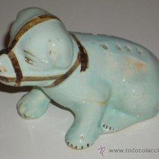 Antigüedades: PALILLERO DE SARGADELOS DOGO. Lote 26679124
