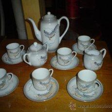 Antigüedades: JUEGO DE CAFE JAPONES. Lote 26972422