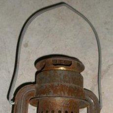 Antigüedades: FAROL DE PETROLEO, INGLÉS. Lote 17688162