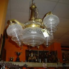 Antigüedades: ANTIGUA LAMPARA. Lote 26765520