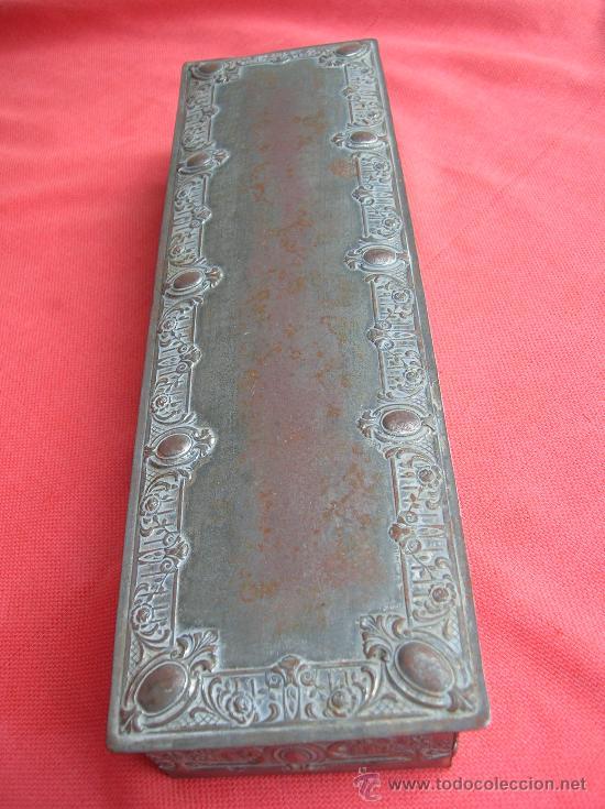 Antigüedades: Estuche joyero - Foto 2 - 25126297
