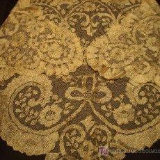 Antigüedades: ANTIGUA MANTILLA DORADA. Lote 27013875