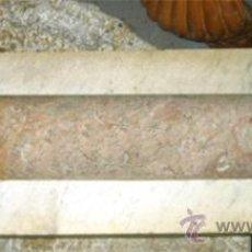 Antigüedades: COLUMNA ANTIGUA DE PIEDRA, DESMONTABLE. MEDIDA 66,3 X 23,5 CM. Lote 26145119