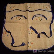 Antigüedades: BOLSA PARA PINZAS DE TENDER AÑOS 30. Lote 95669551