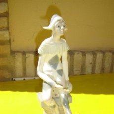 Antigüedades: FIGURA ARLEQUIN. Lote 8870185