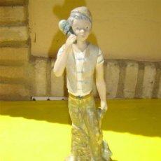 Antigüedades: FIGURA NIÑO MARINERO. Lote 8870203