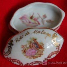 Antiques - CAJITA JOYERO PORCELANA - 26349508