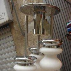 Antigüedades: LAMPARA ESPAÑOLA AÑOS 70 . Lote 8894234