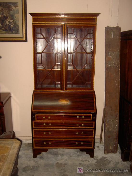Escritorio eduardiano comprar escritorios antiguos en for Muebles escritorios clasicos