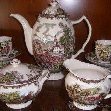 Vajilla de la famosa firma inglesa johnson bros comprar - Porcelana inglesa antigua ...