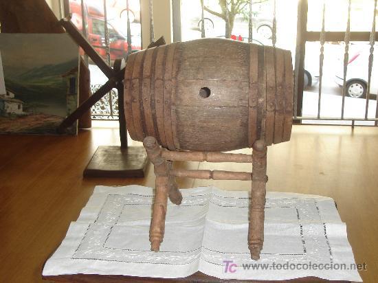 TONEL BARRIL (Antigüedades - Técnicas - Rústicas - Utensilios del Hogar)
