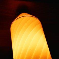 Antigüedades: LAMPARA MESILLA LAPIZ MURANO AÑOS 60 . Lote 9215491