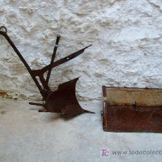 Antigüedades: ARADO Y ROBADERA.. Lote 9291887