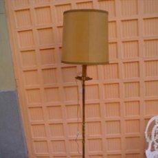 Antigüedades: LÁMPARA DE PIE. Lote 26646627