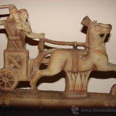 Antigüedades: FIGURA ANTIGUA DE BISCUIT. PALILLERO. SIGLO XIX. Lote 26942591