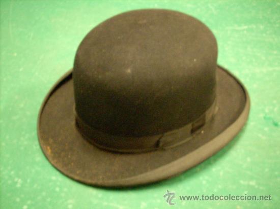 627e68b664307 Antiguo sombrero- bombin - Vendido en Venta Directa - 9373561