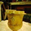 Antigüedades: COPA DE CERÁMICA. Lote 26212425