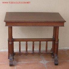Antigüedades: MESA CAMARERA. Lote 4847831