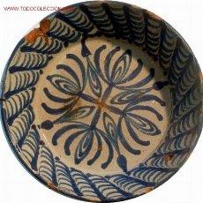 Antigüedades: FAJALAUZA - FUENTE AZUL -CERAMICA DEL - S. XVIII -XIX. Lote 26378105