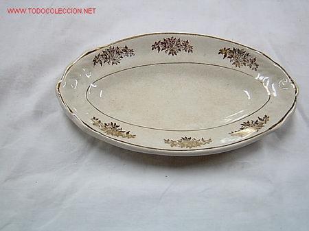RABANERA MARCA OVIEDO - DE LOS 60'S - 270GR + INFO (Antigüedades - Porcelanas y Cerámicas - Otras)