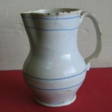 Antigüedades: JARRA .. MANISES AÑOS 1850 – 90. Lote 27481093