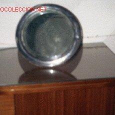 Antigüedades: ESPEJO BISELADO CON MARCO DE PLATA. Lote 1509418