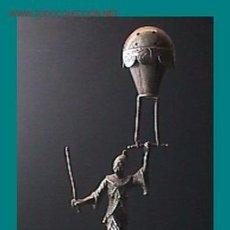 Antigüedades: ANTIGUO Y RARO DISPENSADOR DE MONDADIENTES DE PLATA MENESES (PRINCIPIOS DEL SIGLO XX). Lote 26948563