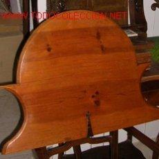 Antigüedades: CABECERO DE CAMA. Lote 2471835
