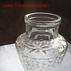 Antigüedades: JARRON VIDRIO. Lote 27144358