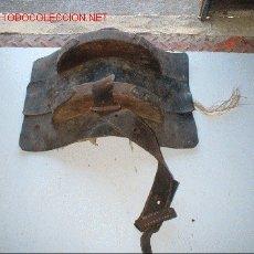 Antigüedades: SILLIN DE MULA. Lote 27247761