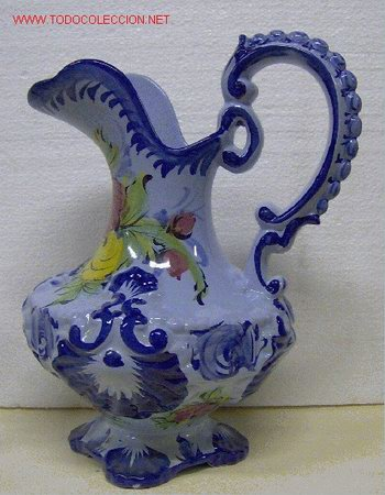 Jarra de cer mica portuguesa altura 33cm comprar Ceramica portuguesa online