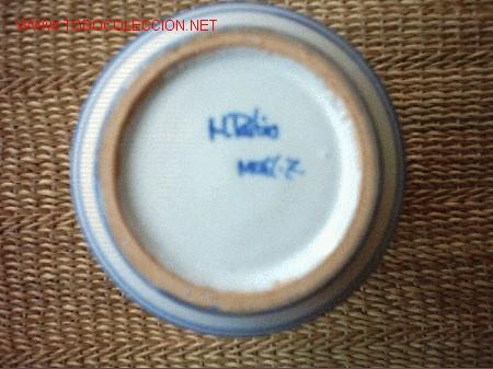 Antigüedades: ALBARELOS DE FARMACIA DE CERAMICA. MUEL (TERUEL) OPENVAS OLMESARTAN MEDOXOMILO 20/40 mg. - Foto 2 - 26482520