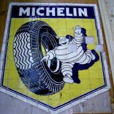 Antigüedades: EXTRAORDINARIO MOSAICO MICHELIN. Lote 26336710