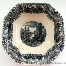 Antigüedades: GRAN FUENTE OCHAVADA PICKMAN SA. -- PP. S. XX. Lote 26894456