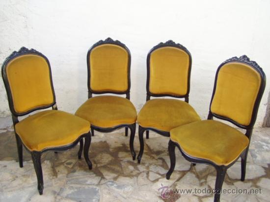 Sillas de comedor comprar sillas antiguas en for Sillas de comedor antiguas