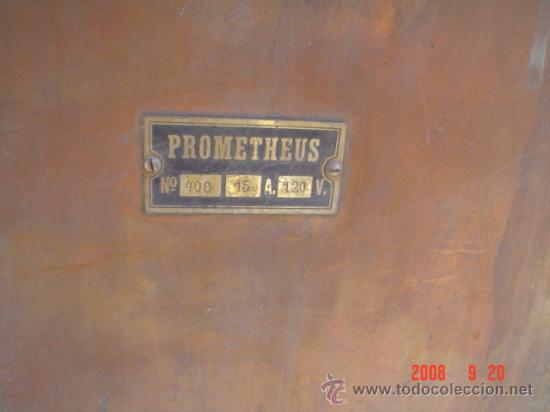 Antigüedades: ESTUFA DE COBRE - Foto 2 - 26646643
