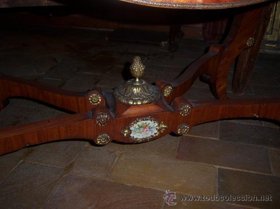 Antigüedades: tocador finales del s.xix con porcelana de sevres - Foto 3 - 27140562